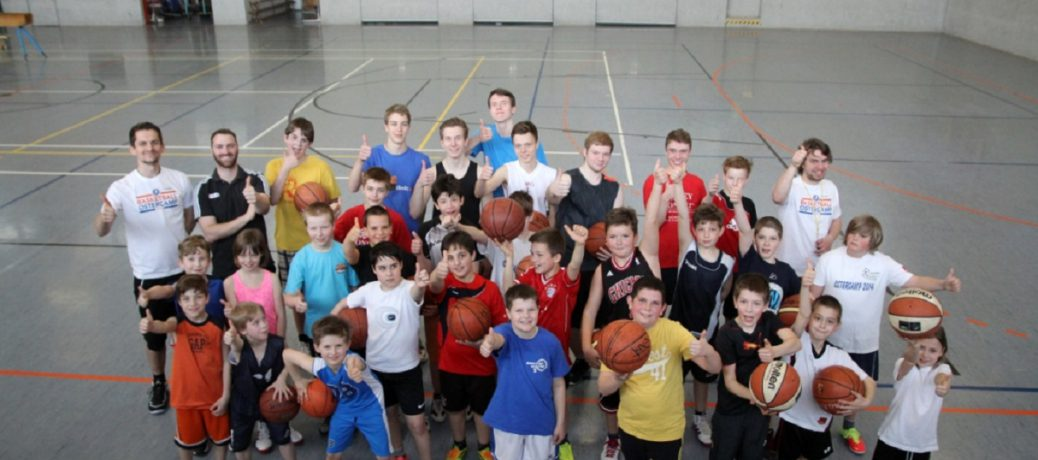 Basketball in Ludwigsfelde seit 20 Jahren