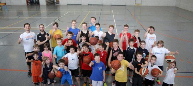 Basketball in Ludwigsfelde seit über 15 Jahren